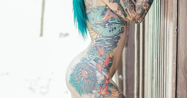 beautiful naked girls with tattoos : Photo   Attractive Body Art   Pinterest   Tattoo photos ...