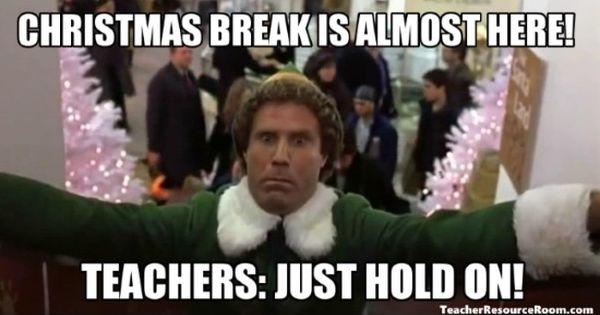 Teacher Resource Room Are You Counting The Days Until Christmas Break Teacher Memes Funny Teacher Memes Teaching Humor