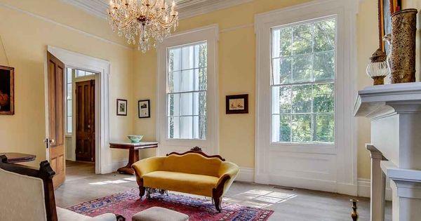 1855 Greek Revival Greensboro Al 399 000 Old House