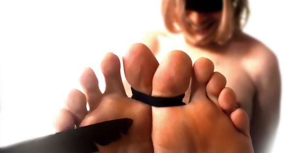 Tied And Tickled Feet My Tied Up Soles Tickled 2 By