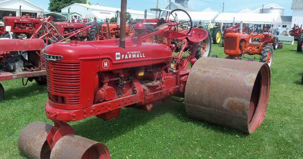 Farmall H On Steel Wheels Amish : Farmall h with steel wheels ih pinterest