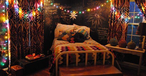 Ideas para decorar tu cuarto estilo boho decora tu - Decora tu habitacion online ...