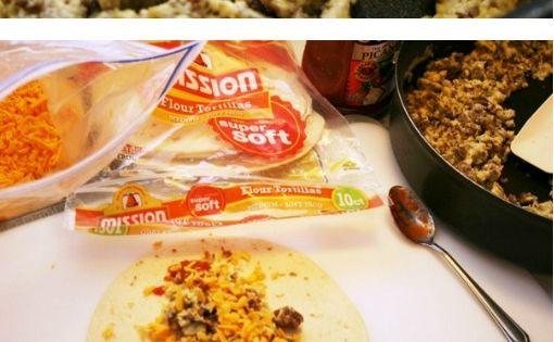 how to make a perfect burrito