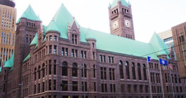 Minneapolis Police Station Minneapolis City Minneapolis