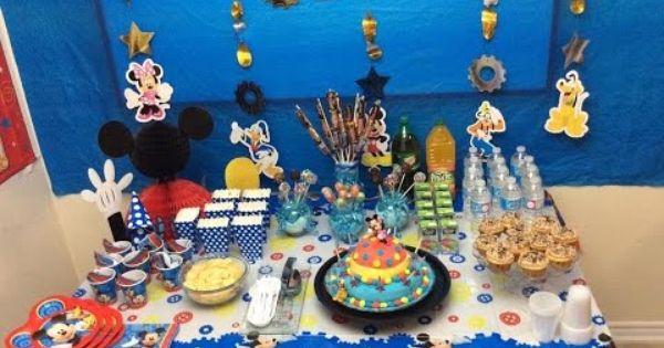 تنظيم و تزيين حفلة عيد ميلاد للأطفال Desserts Cake Birthday Cake
