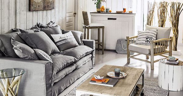 meubles d co d int rieur bord de mer maisons du monde deco pinterest meubles. Black Bedroom Furniture Sets. Home Design Ideas