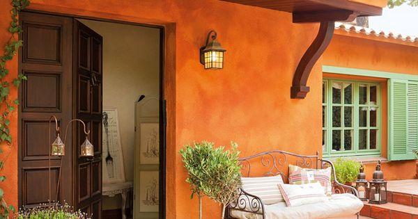 Blog de decoraci n my leitmotiv ideas para el hogar - Colores para fachadas rusticas ...
