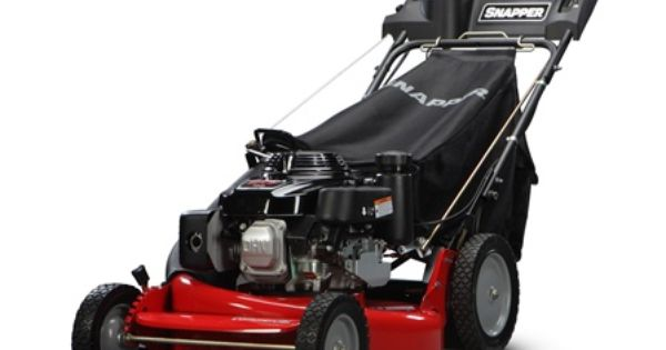 Commercial Push Mowers Snapper Walk Behind Mowers