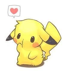 Que Fofura Desenho Pikachu Desenhos Fofos Tumblr Imagens Fofas