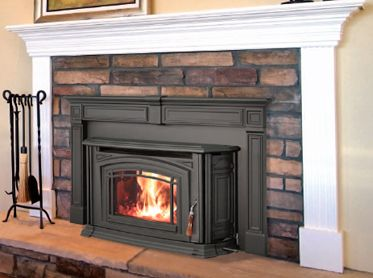 This One Seems Not Too Offensive Wood Stove Fireplace Stove