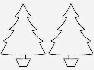 Moldes Enfeites Arvore De Natal Em Feltro Feltro Natal Enfeites