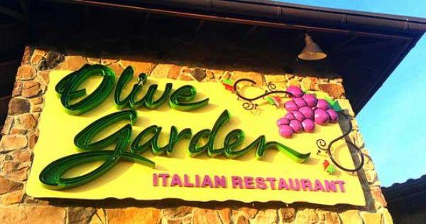 Vegan Options At Olive Garden Olive Gardens Vegans And Vegan Options