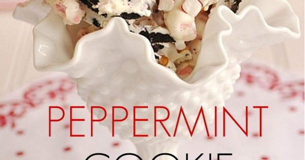 Peppermint Cookie Bark @ Dessert health Dessert healthy Dessert| http://hair-accessories-6036.blogspot.com