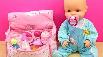 mejor ajuste clásico Tienda online 13) Bolso Cambiador para la bebé | La muñeca Bebé Nenuco ...
