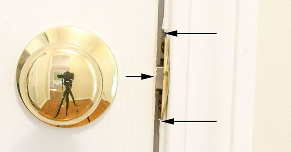 Fixing Common Door Problems In 2020 Diy Home Repair Door Repair Home Repair