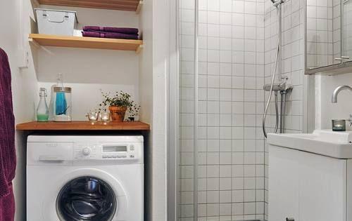 Ubicar la lavadora en el ba o b squeda cuartos de ba os - Instalar lavadora en bano ...