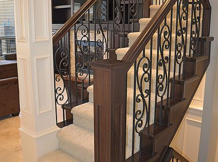 Like the look for our front porch railing