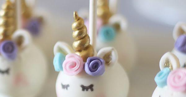 pastel watercolors unicorn cake and unicorn cake pops einh rner einhorn party und das letzte. Black Bedroom Furniture Sets. Home Design Ideas