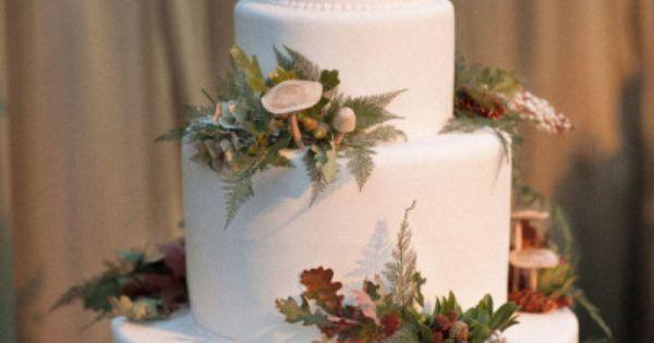 Aspen Woodlands Wedding Cake | Forest Wedding, Wedding cakes and ...