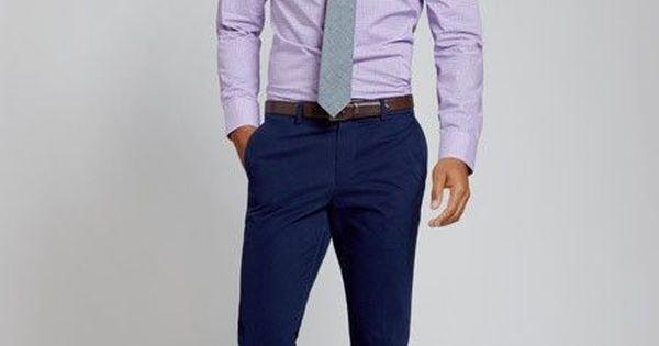 Mens dress shirt and pants color combinations google for Shirt and pants color combinations