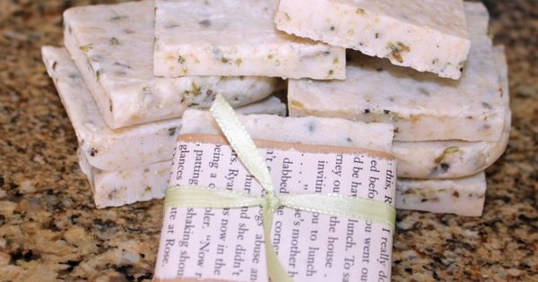 EASY soap making.