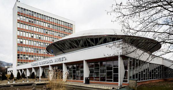 How Slovakia S Soviet Ties Led To A Unique Form Of Sci Fi Architecture Architecture Architecture Exterior Slovakia