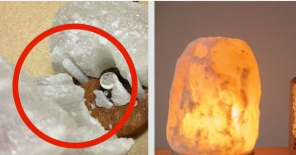 Nice Fake Himalayan Salt Lamps Are Everywhere Here S How To Tell
