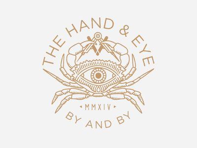 The Hand and Eye by Brian Steely