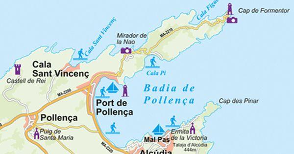 Die Beliebtesten Urlaubsorte Miradores Calas