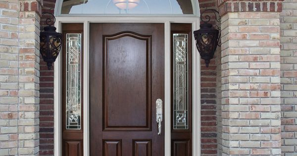 Provia Signet Fiberglass Entry Door Model 003 140crs