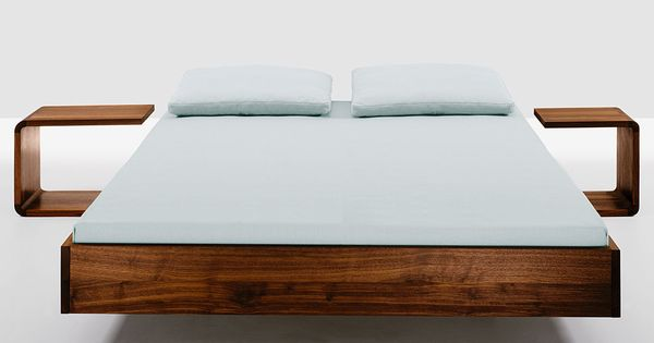 Bett Simple - das puristische Massivholzbett, das das Material - dream massivholzbett ign design