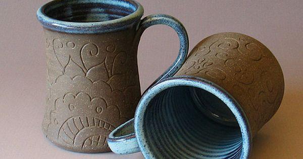 Hecho a la medida talladas a mano de cer mica por for Herramientas ceramica artesanal