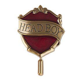 Gryffindor Head Boy Pin Harry Potter Gryffindor Gryffindor Aesthetic Potter