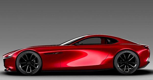 Mazda Rx Vision Tokyo Motor Show 2015 Mazda Sportwagen Auto Motor Sport