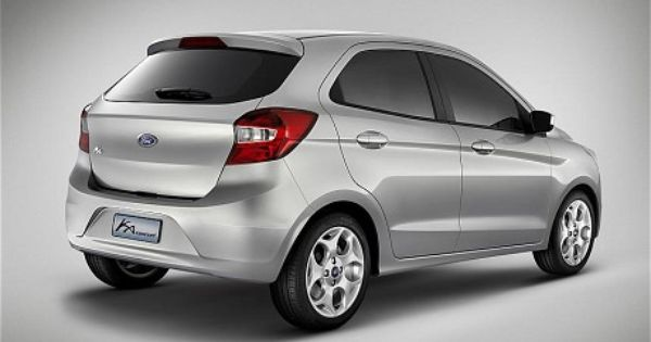 Ford Unveil Ka Concept In Brazil With Images New Cars Top