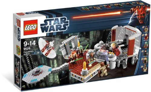 Lego Star Wars Palpatines Arrest 9526 Exclusive Want To Know More Click On The Image Note It Is Affiliate Link To Amazon Lego Star Lego Star Wars Toys