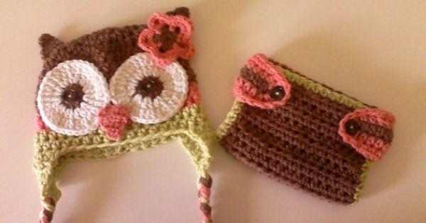 baby hat owl