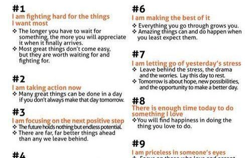 10 Daily Reminders to Help Reach Your Goals