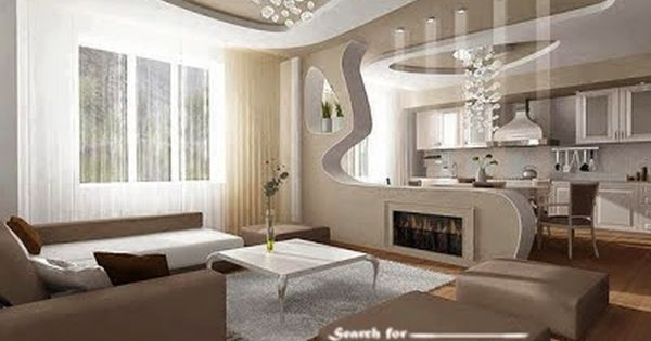creative POP false ceiling designs for living room   Ceiling ...