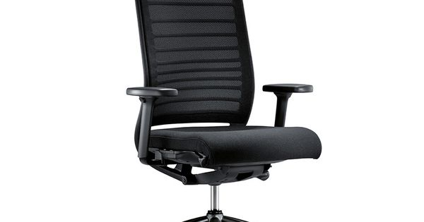 Hero Kimball Office Task Seating Meeting Room Chairs Daily Leader Pin