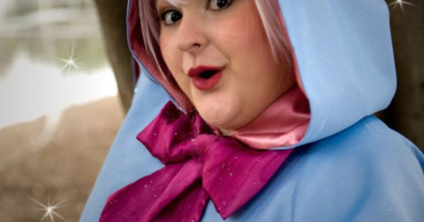 Disney Cinderella: Fairy Godmother cosplay