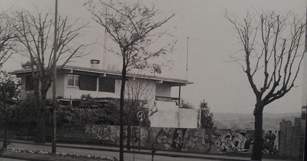 Casa pernas desiderio pernas vigo 1964 desiderio for Casa moderna vigo