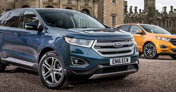 2018 Ford Edge Specs Previews Price Release Date New Territory Suv