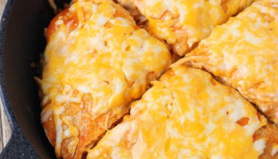 Tortilla pie, Buffalo chicken and Tortillas on Pinterest