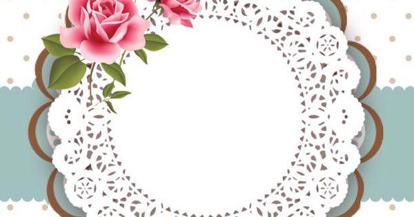 Molduras Arredondadas...01 | Pinterest ...