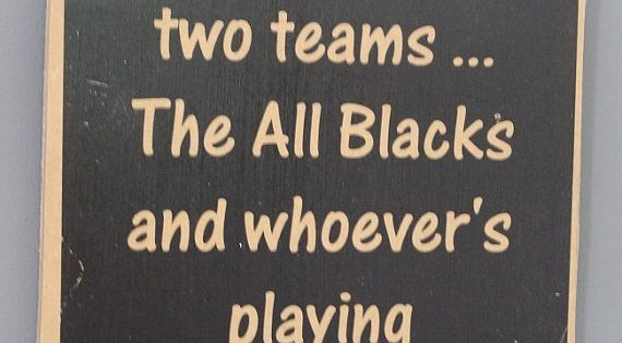Samoa Rugby Quotes: I Support The All Blacks And