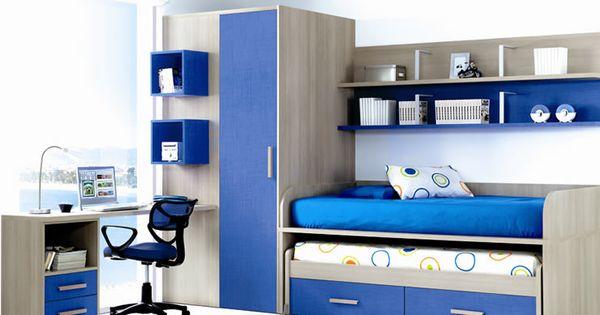 Dormitorio juvenil moderno varios colores muebles boom - Muebles boom escritorios ...
