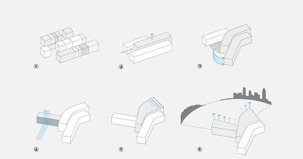 formal morphology massing diagram zmbrt hse. Black Bedroom Furniture Sets. Home Design Ideas