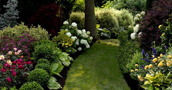 Landscape Maintenance Johnson City Bristol Kingsport Shade Garden Beautiful Gardens Outdoor Gardens