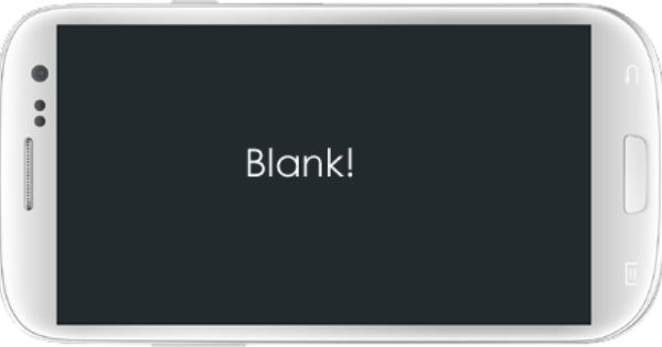 Mobile Phone Blank Lcd Screen Or No Lcd Indication Problem And